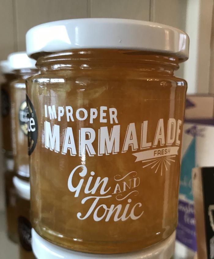 Gin and Tonic Marmalade!