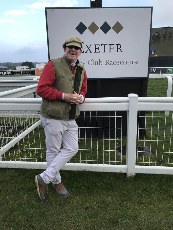 A day at Exeter Races