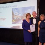 The Somerville - English Riviera Tourism Silver Medal Winners
