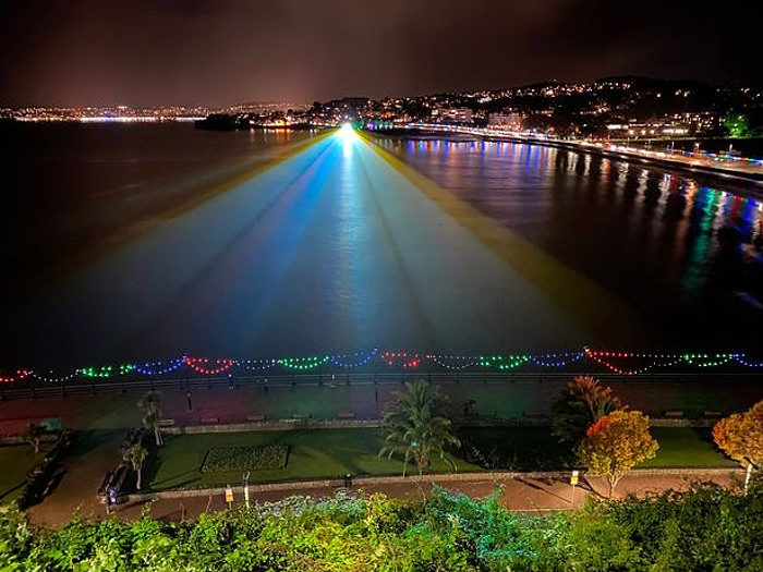 Torquay Wavelength Lightshow, 2019