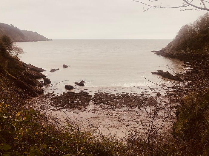 Coastal path walks near Torquay
