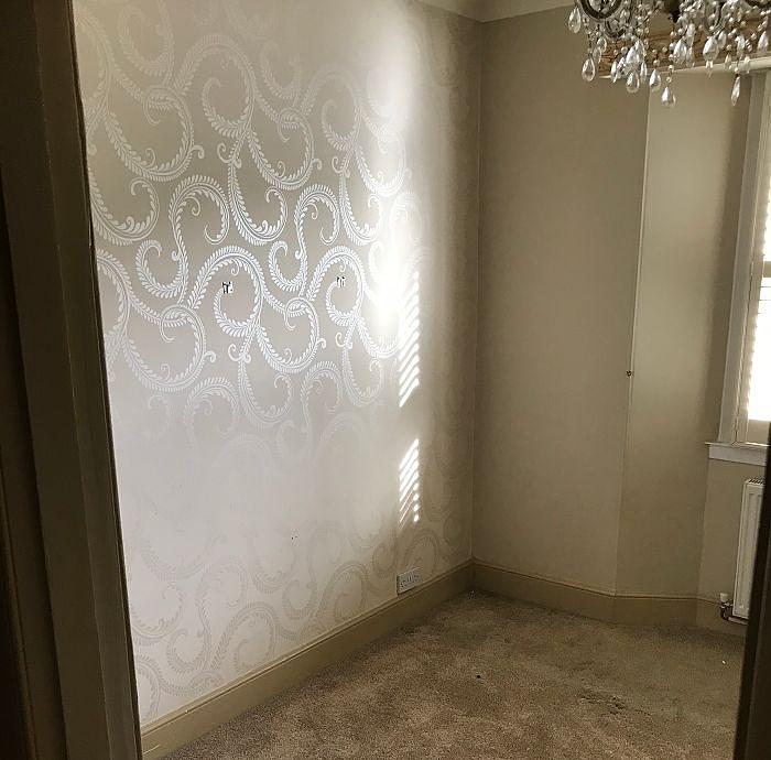 Room refurbishment at The Somerville, Torquay