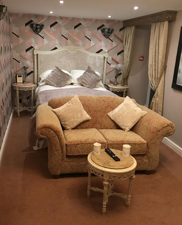 Somerville Torquay suites - refurbished in 2020/21