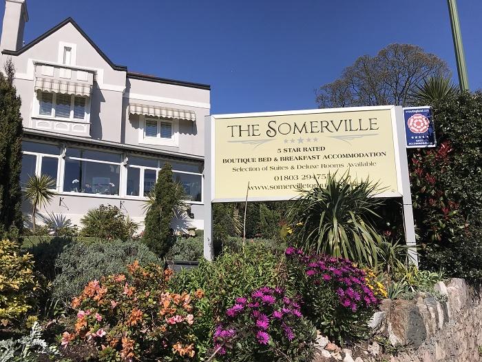 The Somerville Garden, Torquay