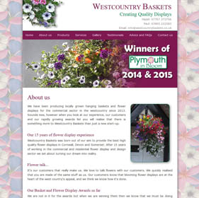 West Country Baskets
